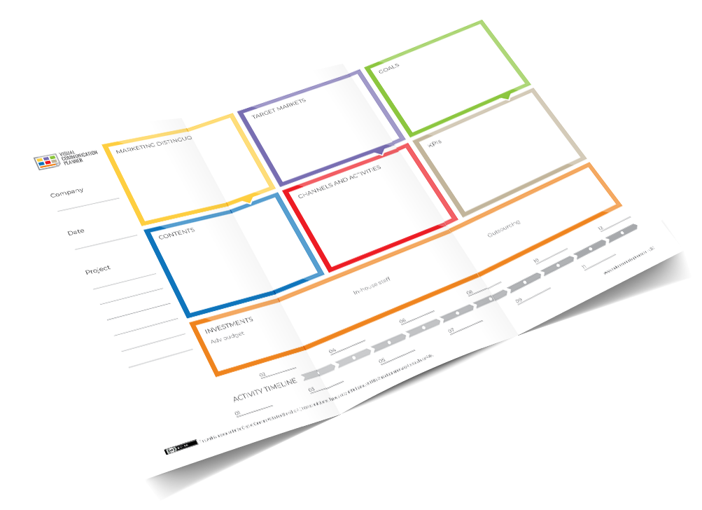 Visual Communication Planner 3D