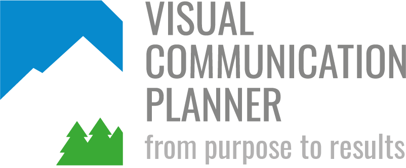Visual Communication Planner logo